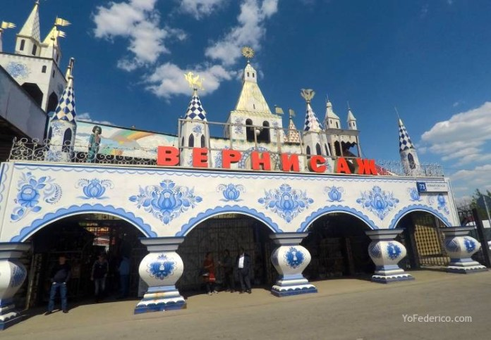 Todas las mamushkas del mercado Izmailovo de Moscú 8