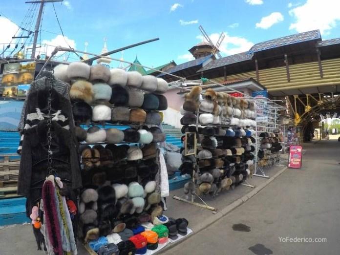 Todas las mamushkas del mercado Izmailovo de Moscú 21