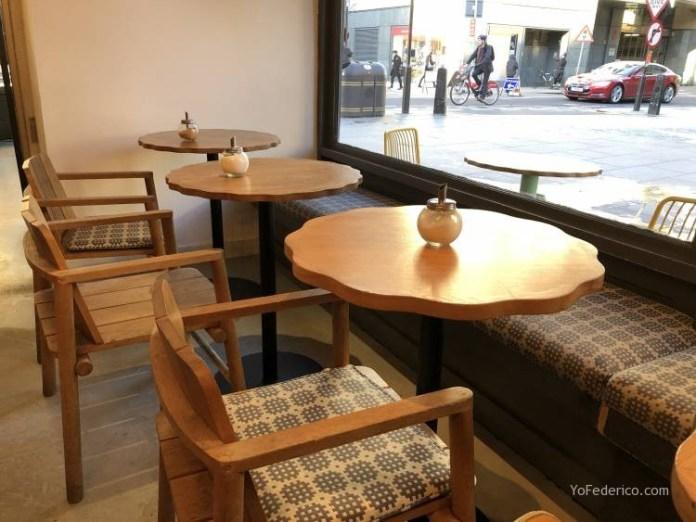 Peyton and Byrne, una cafetería en Londres para ir siempre 4