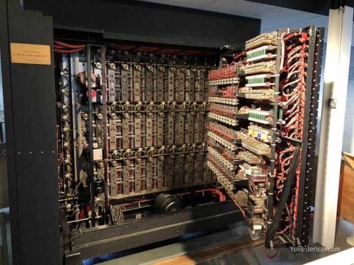 Rompimos el código Enigma en Bletchley Park 21