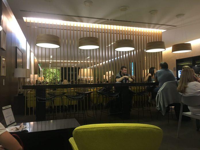 The Centurión Lounge El Salón Vip De American Express En El