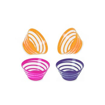 Nakoda Spiral Bowl Set 4 (700 ML)