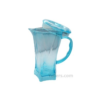 Plastic Polycarbonate Clear Water Jug 1400ml
