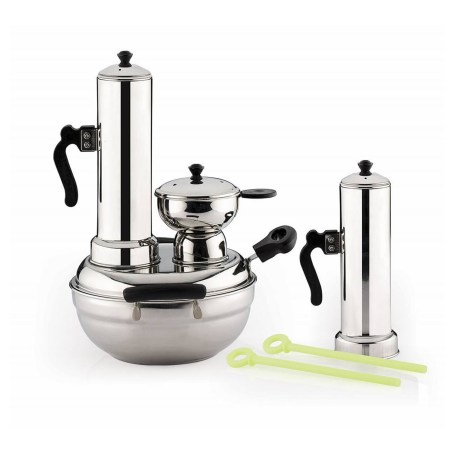 Deepan Stainless Steel 2 in 1 Puttu Maker