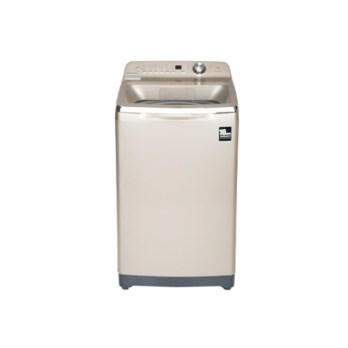 Haier 8.5 Kg Fully-Automatic Top Loading Washing Machine (HWM85-678GNZP, Champaign gold)