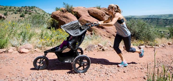 Feature Image bob jogging stroller