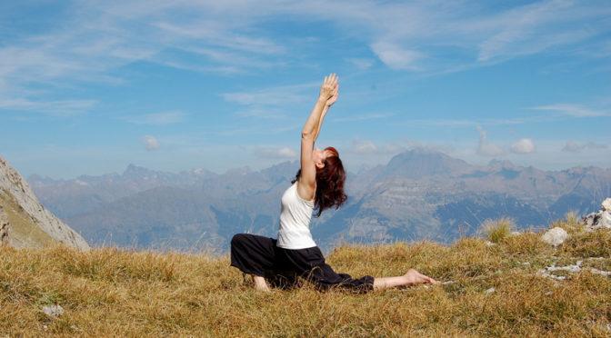 Ashram Yoga Anâkhya en Provence