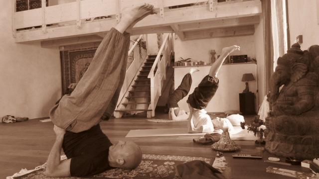 Retraite de Yoga août dans un ashram en Provence