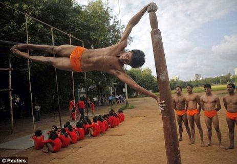 Mallakhamb - Indian Pole Gymnastics - yoga horizons