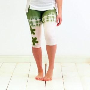 Yoga Legging Dames biologisch katoen - Yoganic - Eco