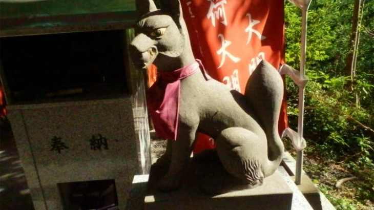 お地蔵さんを抱っこ出来る鷲尾愛宕神社へ参拝💖伏見稲荷神社篇💚