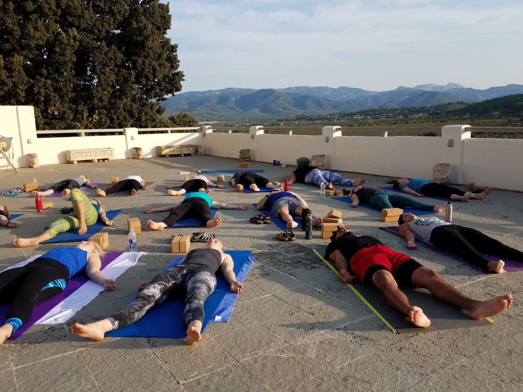 Mandy Ryle Yoga Retreats