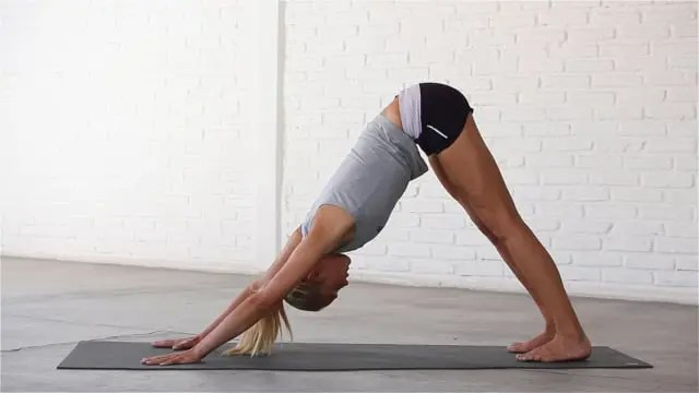 This routine is designed for lower body strength.