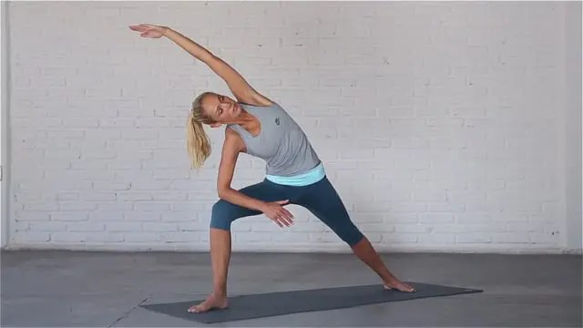 Sidebends and Hip Openers is great for mobilising the spine.