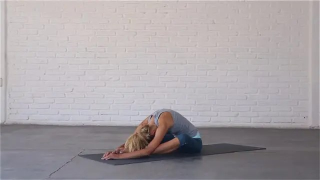 Yoga For Sleep is a deeply restorative sequence.