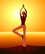 female-tree_pose-against-sunset