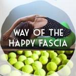 tennis ball self myofascial release yoga