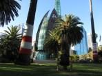 Bells Tower Headstand, Perth, WA, Australia