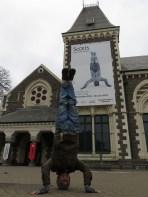 Christchurch Headstand, New Zealand