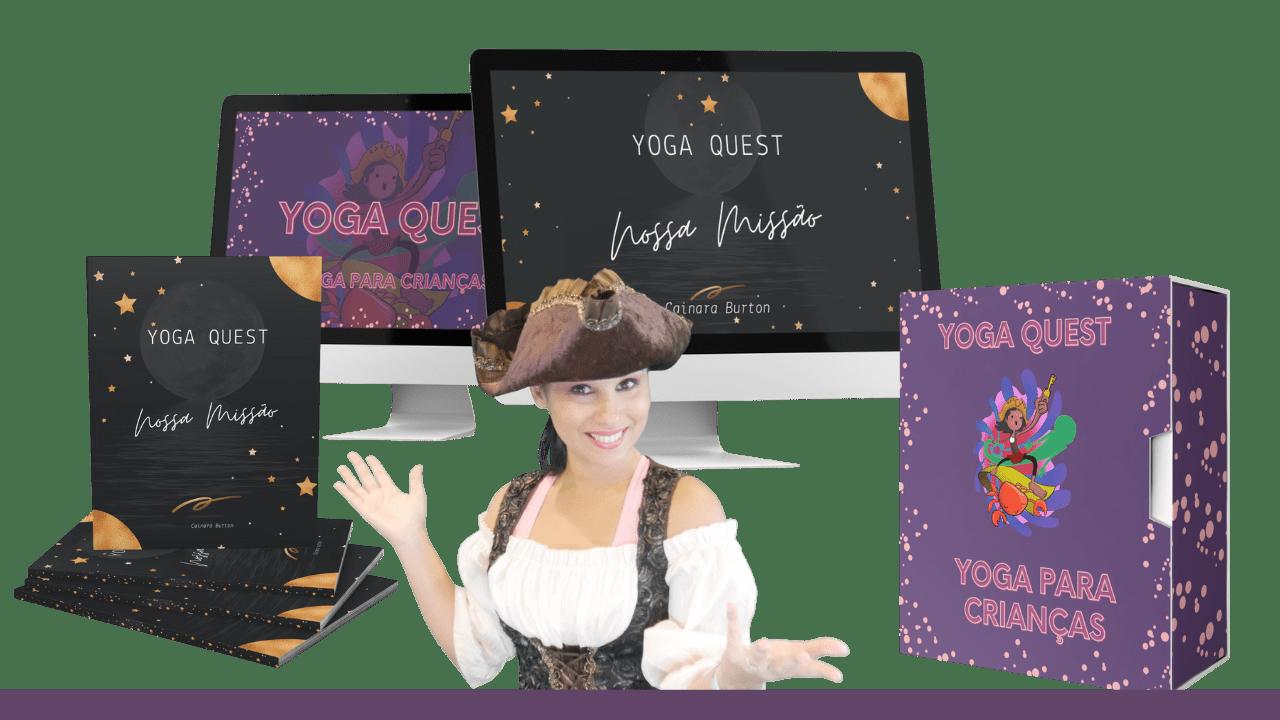 Curso online Yoga Para Crianças