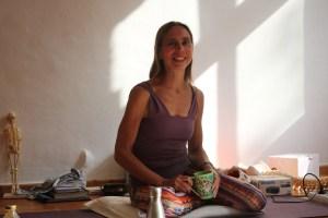 Dr. med. Wiebke Mohme, Leiterin der Yogalehrer Ausbildung, Berlin, Prenzlauer Berg
