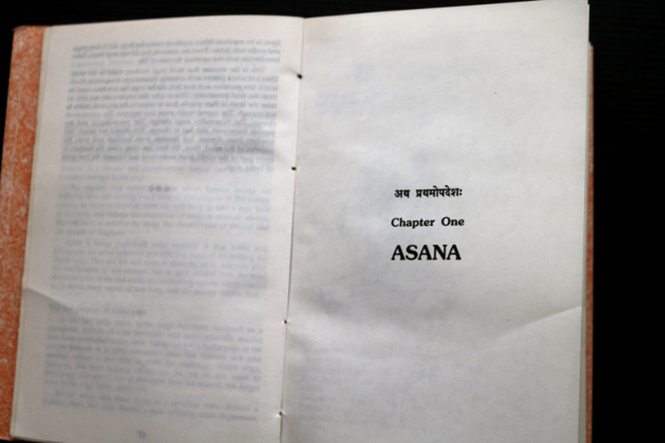 Hatha Yoga Pradipika_Chapter One_Asana
