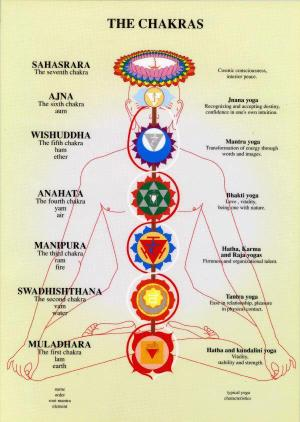 What are the Chakras? | do yoga!