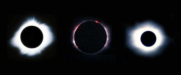 Tre Eclissi in un colpo solo