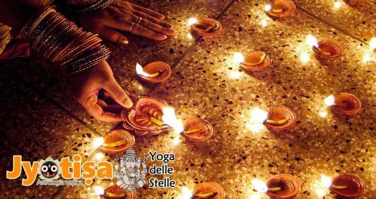 Il significato di Dīvalī e del mese di Kārttika secondo l'Astrologia Vedica 1