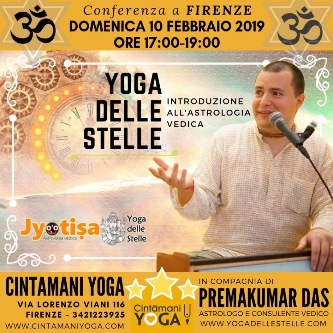 Conferenza gratuita a FIRENZE * Domenica 10 Febbraio 2019