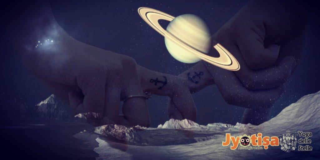 """Febbraio 2019 - """"Eclissi di Saturno"""" e Gandanta di Venere"""
