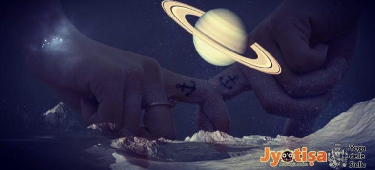 """Febbraio 2019 – """"Eclissi di Saturno"""" e Gandanta di Venere"""