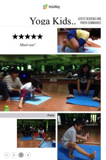 Yoga for Kids by Umi Susi