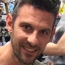 Cyril professeur de Pilates