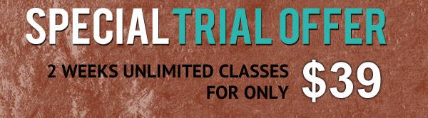 Yoga Trial Special