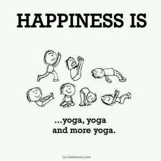 La joie du Yoga