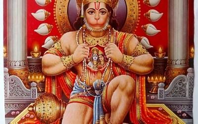 Hanuman – Symbolique & Yoga