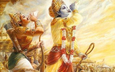 Bhagavad-Gītā avec Dīpā (25 & 26 Septembre 2021)