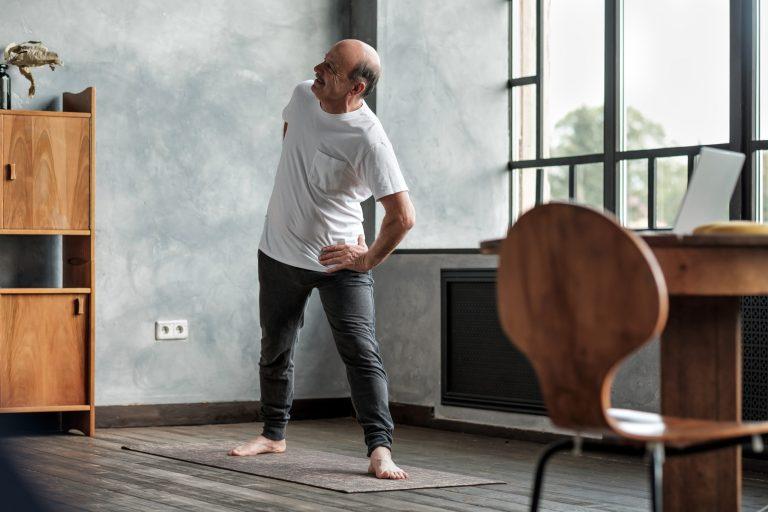 yoga lunge variations