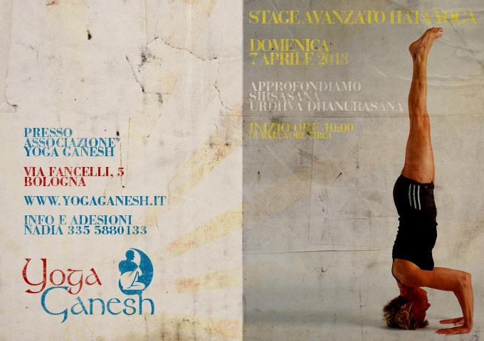 Invito Stage Aprile 2013