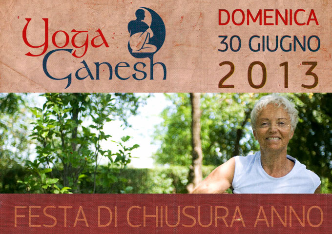 Festa Chiusura Anno 2013