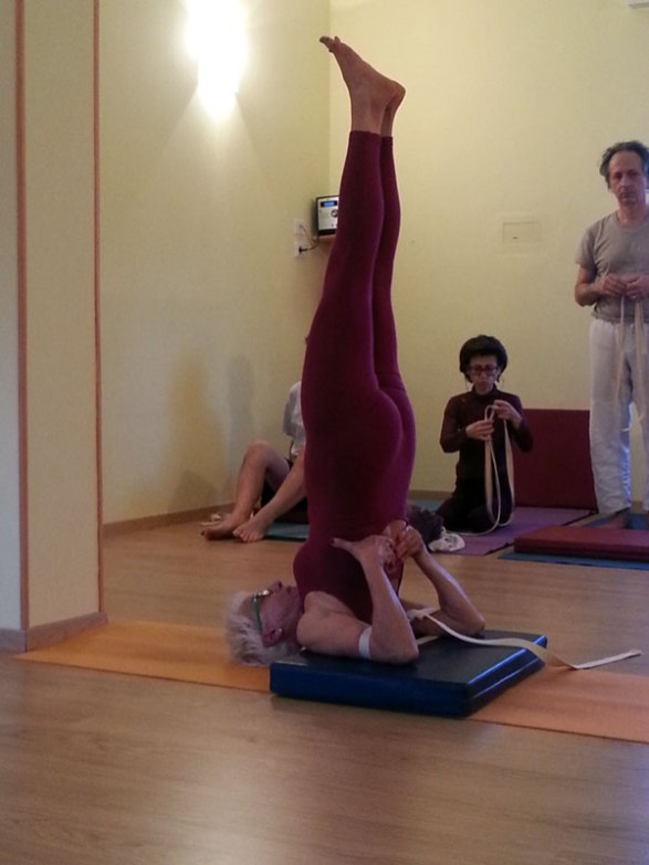 Stage Yoga Antiversione del Bacino