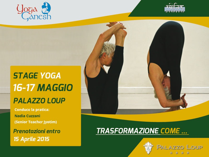 Stage Yoga Loup