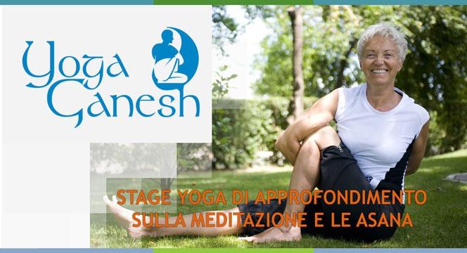 Stage Approfondimento Meditazione Asana