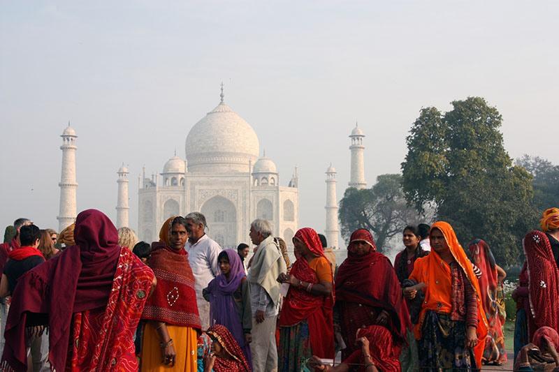 Viaggio Holiram India Nord