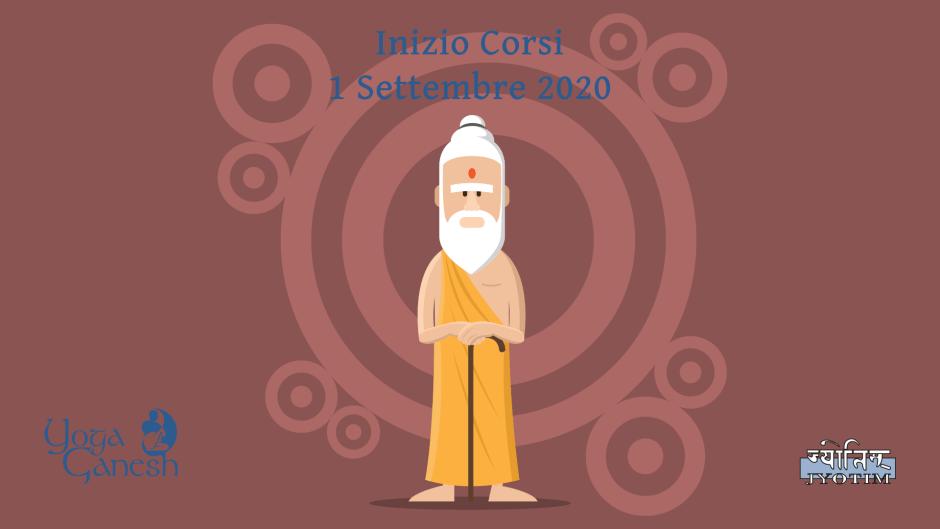 Inizio corsi 2020