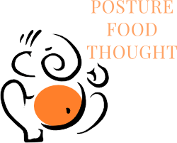 yogagile posture food thought