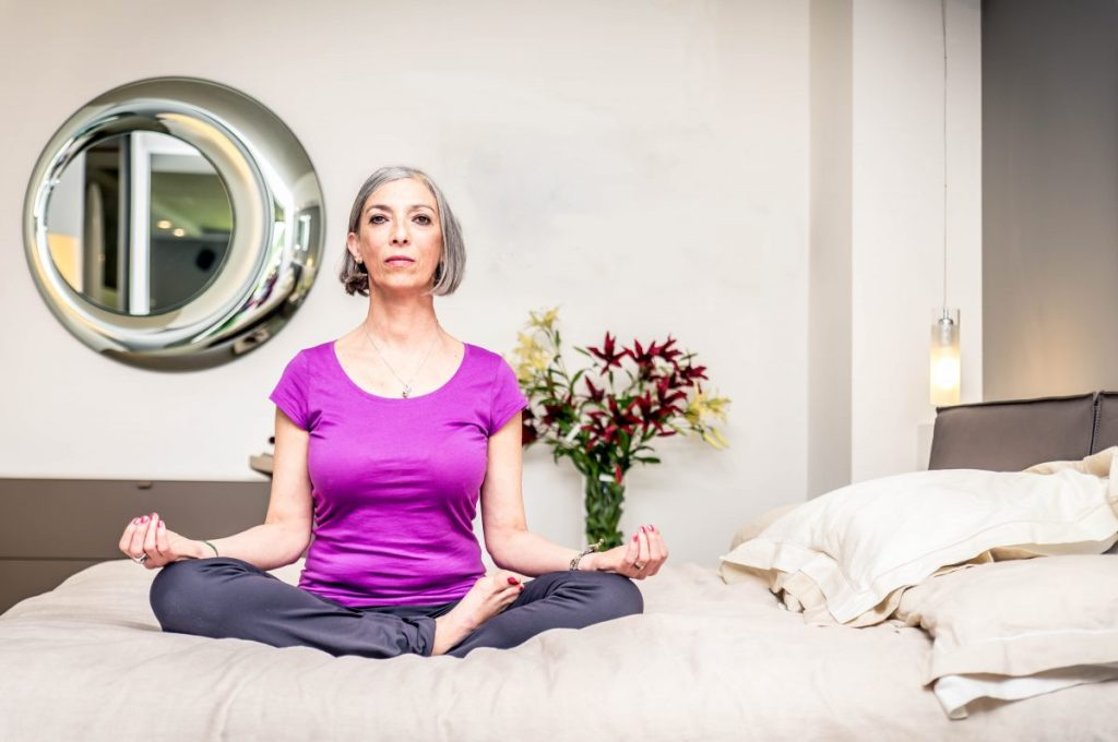 Reduce Insomnia with Yoga