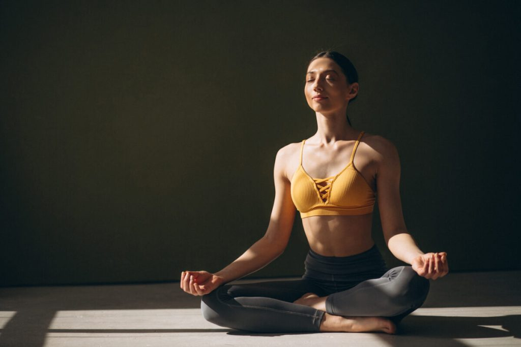 What do I need for my first yoga class?