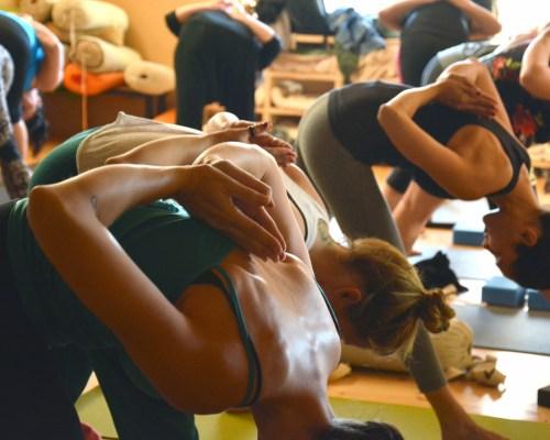 Yoga in English Heidelberg